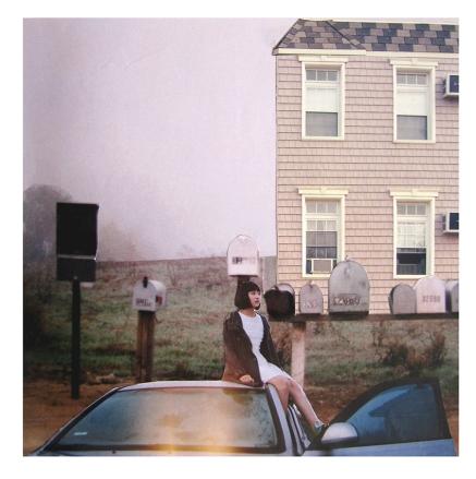 Lost House, Nina Fraser, 2015