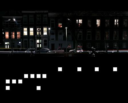 Street compositions, Yoana Buzova, 2013