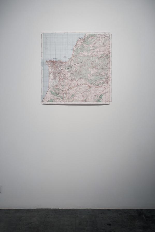 Stéphanie Saadé, Nostalgic Geography, 2013