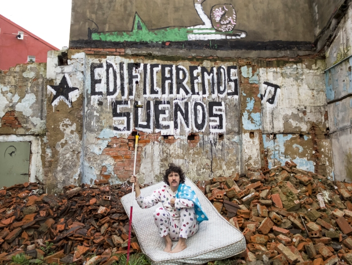 Andrea Nolè, Zorrotzaurre, 2018